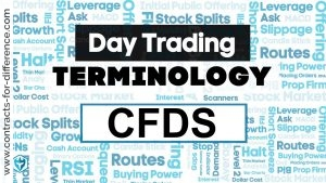 CFDs: Lingo and Trading Terms