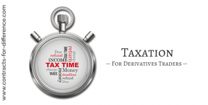 Taxes and CFDs