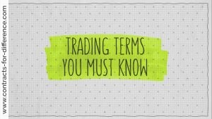Glossary of Trading Terms