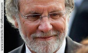 Jon Corzine, chairman and chief executive officer of MF Global