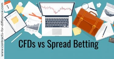 CFDs and Spread Betting Compared