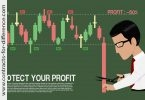Using Stop to Protect Profits