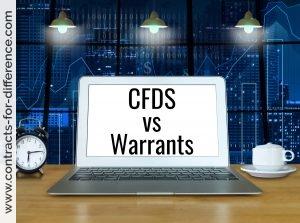 CFDs vs Warrants