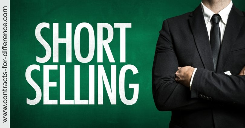 Shorting Shares with CFDs