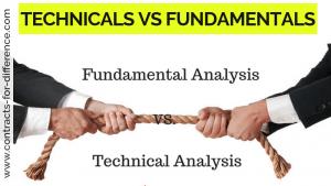 Technicals vs Fundamentals