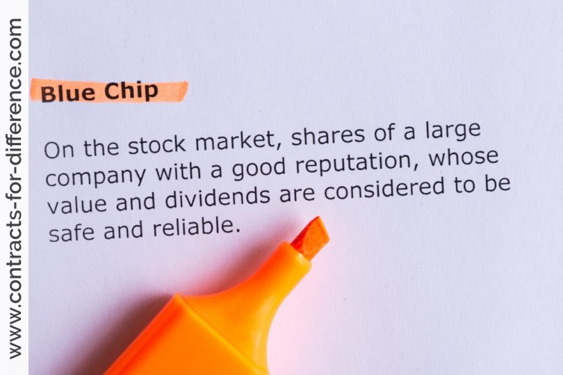 Small Cap Shares vs. Blue Chip Stocks?