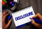 Disclosure Regulation